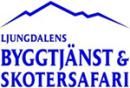 Ljungdalens Byggtjänst & Skotersafari AB logo