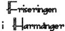 Friseringen i Harmånger logo