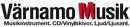 Värnamo Musik logo