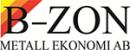 B-ZON METALL EKONOMI AB logo