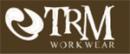 TRM Workwear logo