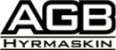 AGB Hyrmaskin logo