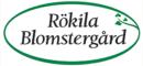 Rökila Blomstergård logo