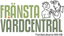 Vårdcentral Fränsta logo