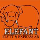 Elefant Flytt & Express AB logo