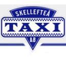 Skellefteå Taxi AB logo