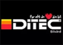 Ditec center Sisjön/Göteborg logo