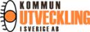 KommunUtveckling i Sverige AB logo