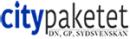 Citypaketet KB logo