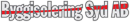 Byggisolering Syd AB logo
