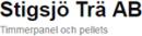 Stigsjö Trä AB logo