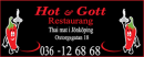 Hot & Gott Thairestaurang logo