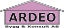 Ardeo Bygg & Konsult AB logo