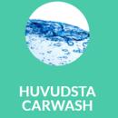 Huvudsta Carwash logo