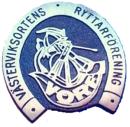 Västerviksortens Ryttarförening logo