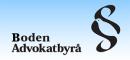 Boden Advokatbyrå logo