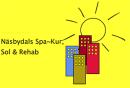 Näsbydals Spa-Kur, Sol & Rehab logo
