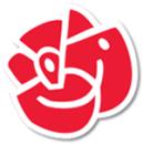Socialdemokraterna Hallstahammar logo