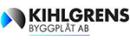 Kihlgrens Byggplåt AB logo
