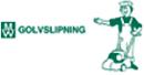 M W Golvslipning logo