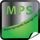Måleriprojekt Sverige AB logo