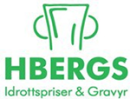 HBERGS Idrottspriser & Gravyr AB logo