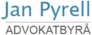 Jan Pyrell Advokatbyrå logo