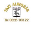 Taxi Alingsås logo