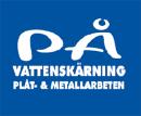PÅ Vattenskärning AB logo