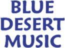 Blue Desert Music logo