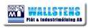 Wallstens Plåt och Industrimålning AB logo