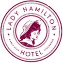 Lady Hamilton Hotel logo