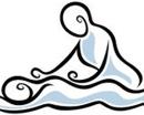 Massörerna logo