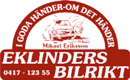 Eklinders Bilrikt eftr. logo