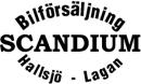 Scandium Bil logo