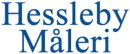 Hessleby Måleri logo