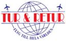 Tur & Retur Resebyrå AB logo