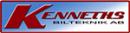 Kenneths Bilteknik AB logo