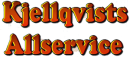 Kjellqvists All-Service logo