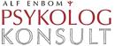 Alf Enbom Psykologkonsult logo
