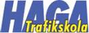 Haga Trafikskola logo