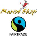 Marios Shop - Fairtrade Ambassadör logo