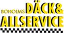Boholms Däck & Allservice logo