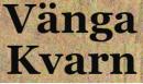 Vänga Kvarnkafé logo