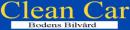 Clean Car - Bodens Bilvård logo