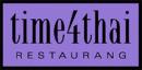 Restaurang time4thai logo