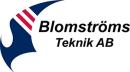 Blomströms Teknik logo