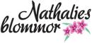 Nathalie L's Blommor AB logo