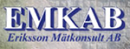 EMKAB Eriksson Mätkonsult AB logo