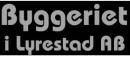 Byggeriet i Lyrestad AB logo